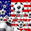 Soccer USA — Stock Photo #5201524