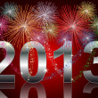 New Year 2013 — Stock Photo #5270107