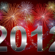 New Year 2012 — Stock Photo #5270141