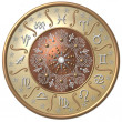Zodiac Disc — Stock Photo #5270179