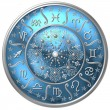 Zodiac Disc — Stockfoto #5270186