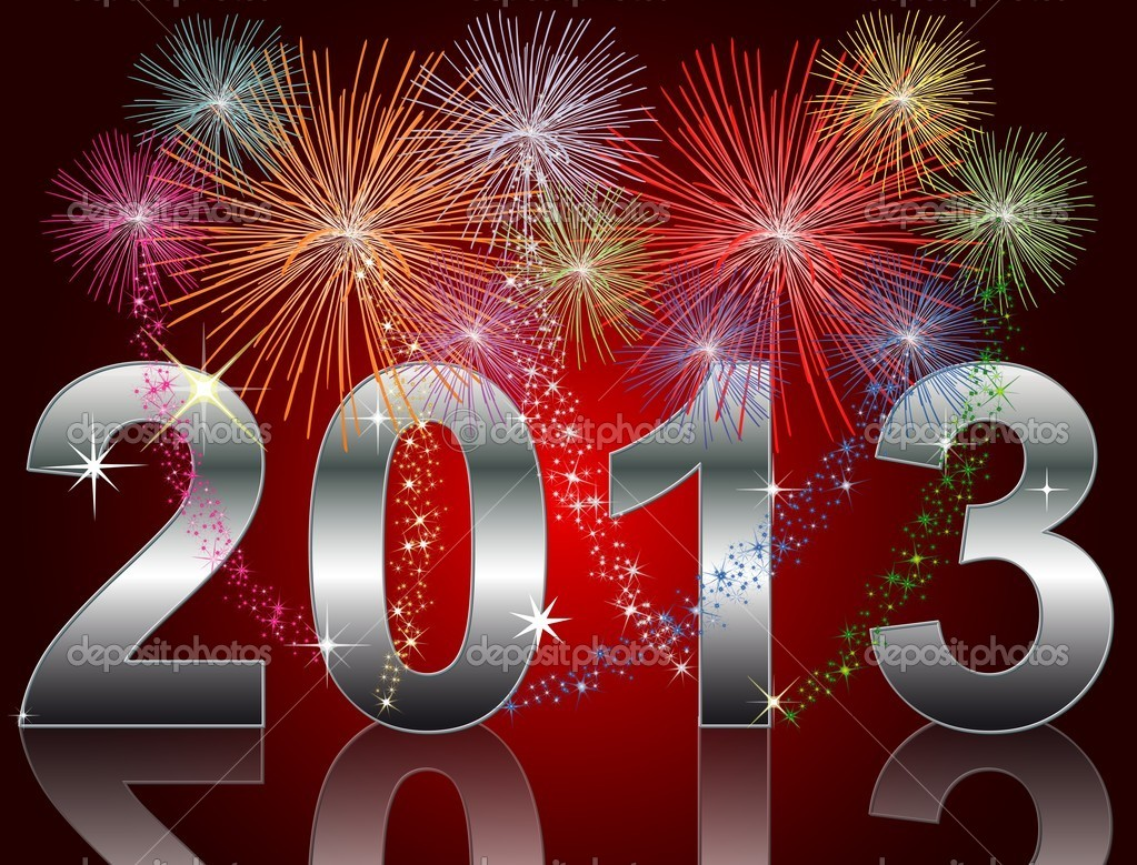 New Year 2013  Stock Photo  Petra Roeder 5270107 Happy New Year Pics Free 2013
