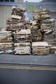 Waste paper — Stock Photo
