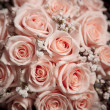 Roses bouquet — Stock Photo