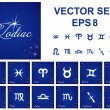 Royalty-Free Stock Vector Image: Zodiac symbols