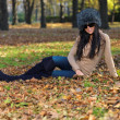Beauty during autumn - Foto Stock