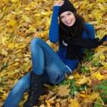 Beauty during autumn — Stock Photo #4154718