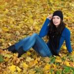 Beauty during autumn — Stock Photo #4154721