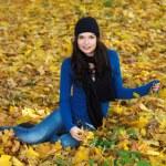 Beauty during autumn — Stock Photo #4154725