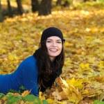Beauty during autumn — Stock Photo #4154727
