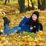 Beauty during autumn — Stock Photo #4154733