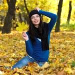 Beauty during autumn — Stock Photo #4154737