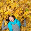 Beauty during autumn — Stock Photo #4154782
