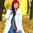 Stock Photo: Beauty during autumn