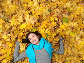 Beauty during autumn — Stock Photo