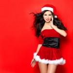 Sexy Santa — Stock Photo #4273803