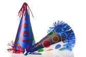 Party hats — Stock fotografie
