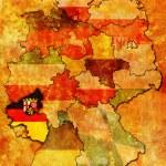 Rhineland palatinate — Stock Photo #5046151