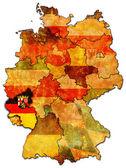 Rhineland palatinate — Stock Photo