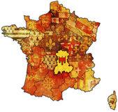 Auvergne — Stock Photo