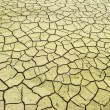 Drought land was cracked. — Stockfoto #4004929