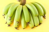 Bunch of banana fruits — Stock Photo