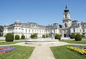 Festetics castle in Keszthely,Hungary — Stock Photo