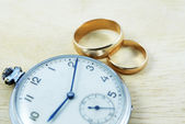 Long marriage — Stock Photo