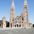 Stock Photo: Cathedral of Szeged,Hungary
