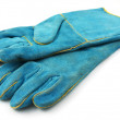 Heavy-duty gloves — Stock Photo