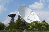 Space Telecommunication Station — Stock Photo