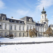 Stock Photo: Festetics castle in Keszthely, Hungary