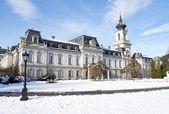 Festetics castle in Keszthely, Hungary — Stock Photo