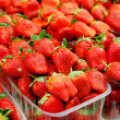 Close up of strawberry - Stock Photo