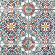 Close up of ceramics tiles — Stock Photo #5028436