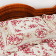 Double bed — Stock Photo #5050226