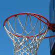 Royalty-Free Stock Photo: Outdoor basketball