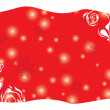 Christmas and new year background — Stock Vector