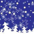 Vector de stock : Christmas and new year background