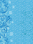 Christmas and new year background — Vector de stock