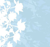 Floral einladung — Stockvektor