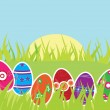 Easter eggs — Stock Vector #5326513