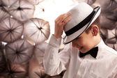 La serie de sombrero — Foto de Stock