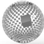 3d cube — Stock Photo #4476401