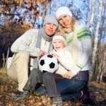Happy family — Stock Photo #4321693