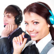 Call-center — Stock Photo #4544324