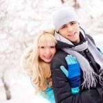 Happy couple — Stock Photo #4628332