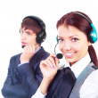 Royalty-Free Stock Photo: Call-center
