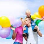 Happy family — Stock Photo #4850821