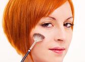 Maquillaje — Foto de Stock